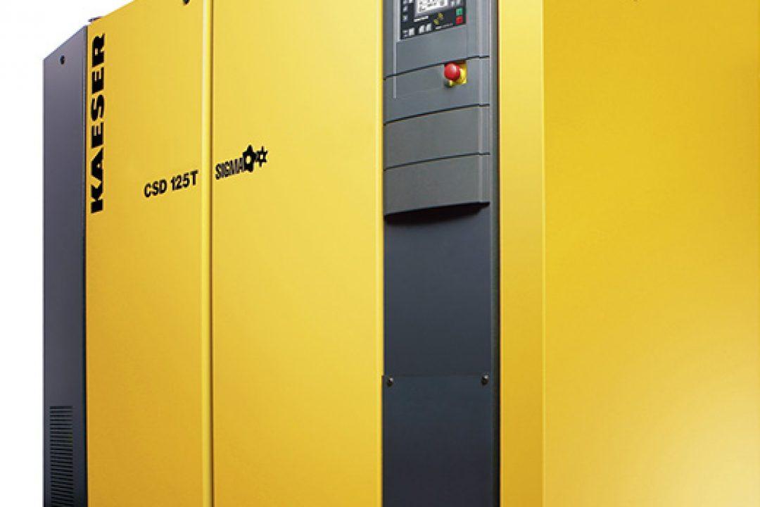 Kaeser CSD 125T Compressor