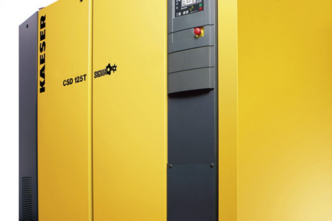 Raw Materials – Energy Efficient Compressor