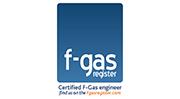 F-Gas Certified Engineers Logo