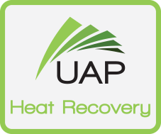 UAP Heat Recovery Badge