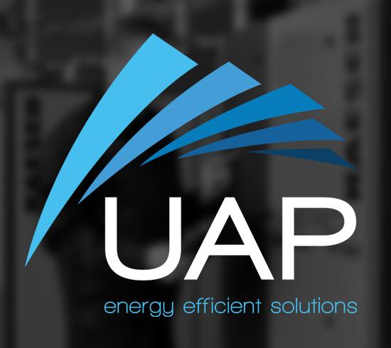 UAP Energy Efficient Solutions Logo