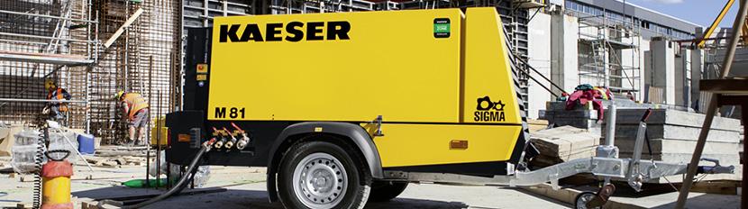 Portable Diesel Air Compressors