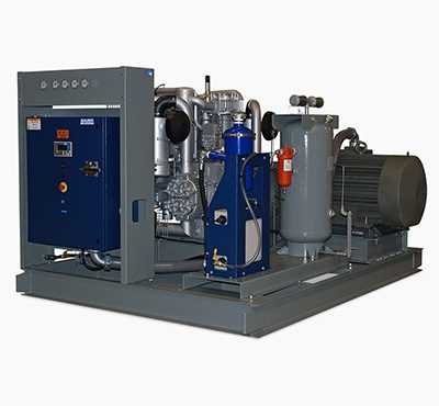 High Pressure Compressed Air Systems