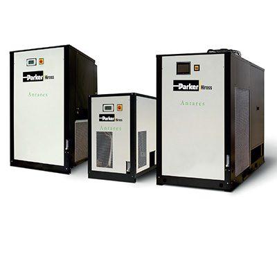 Hybrid Desiccant Refrigerant Combination Dryers