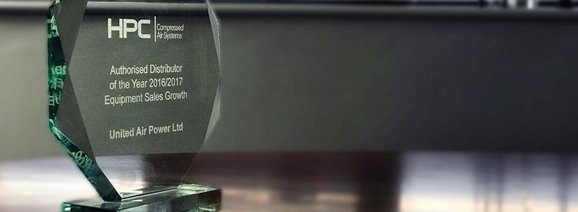 HPC Fastest Growing Distributor Award