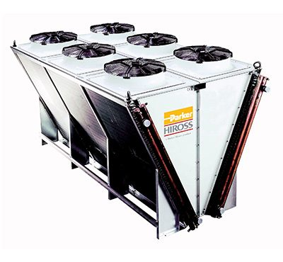 Parker Air Blast Coolers