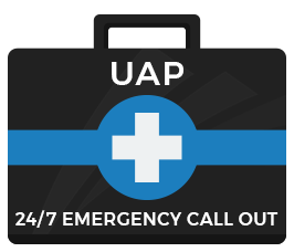 Emergency Call Out Logo