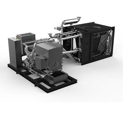 Hanwha SA Series Compressors