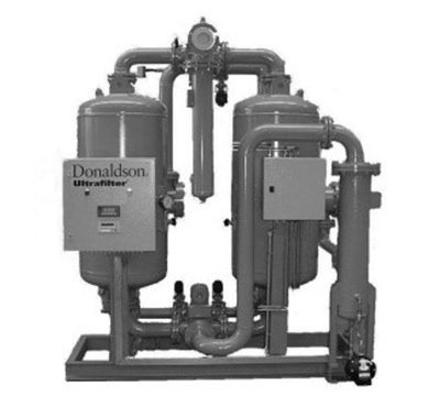 Heat of Compression Absorption Dryers