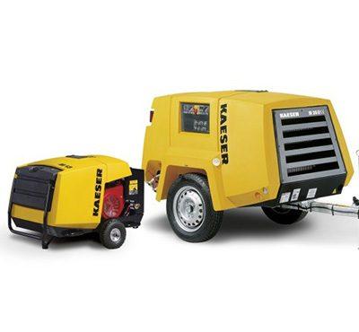 Portable Air Compressors (Mobilair)