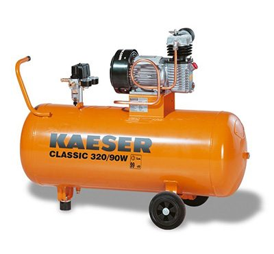 Kaeser Reciprocating Classic Series Compressors