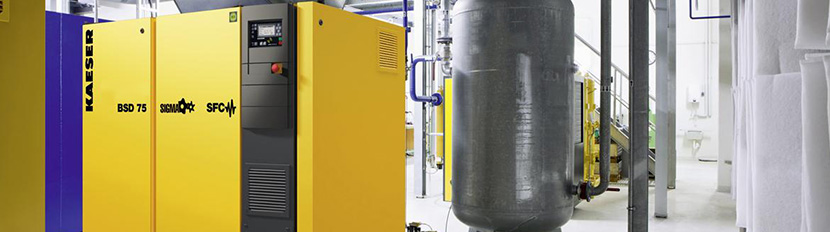Medium Rotarty Screw Air Compressors