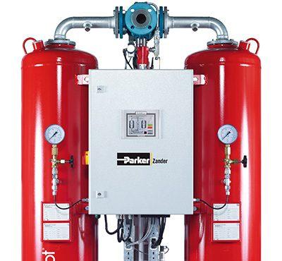 Heat Regeneration Absorption Dryers