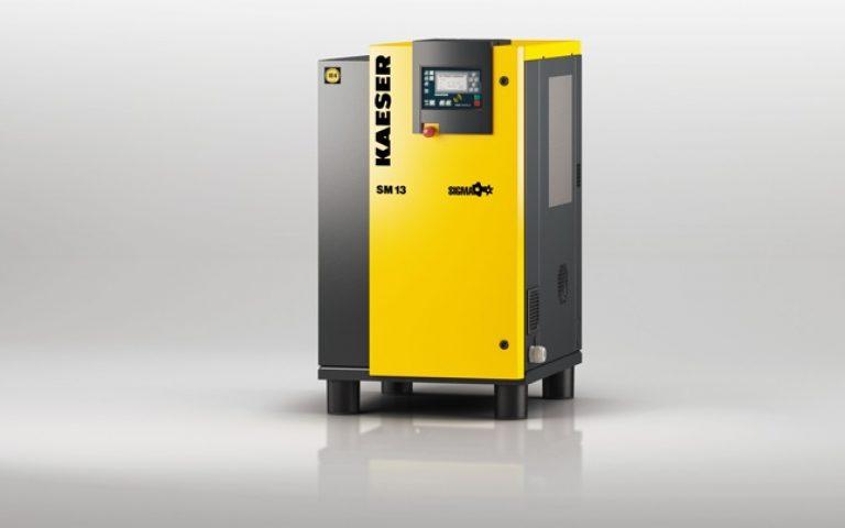 New KAESER SM Series of Compressors