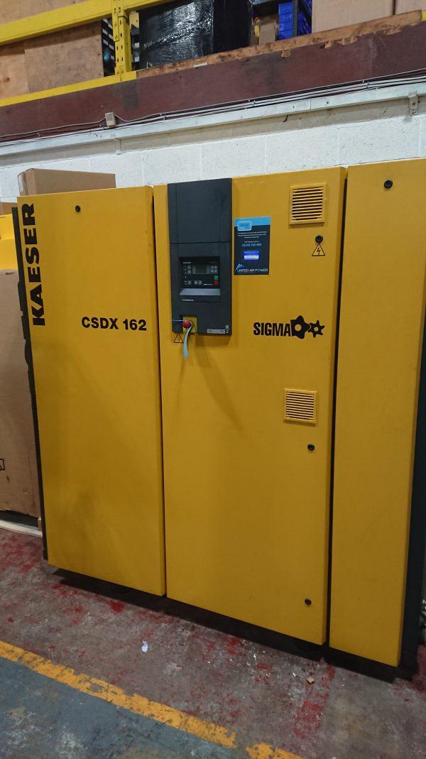 KAESER CSDX162 Compressor