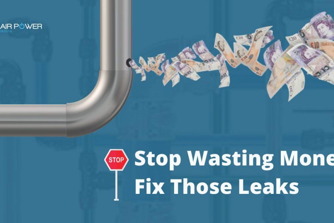 Compressed air Leaks