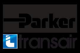 Parker Transair pipework Logo