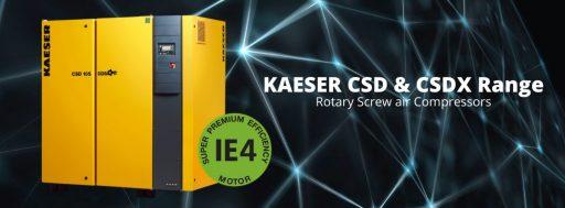 KAESER CSD Air Compressor