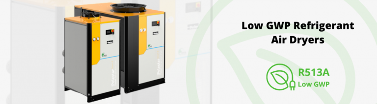 New Series of Refrigerant Air Dryer's from Parker